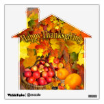 Happy Thanksgiving  ~  Decal Room Graphic