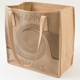 Happy Thanksgiving design Tote