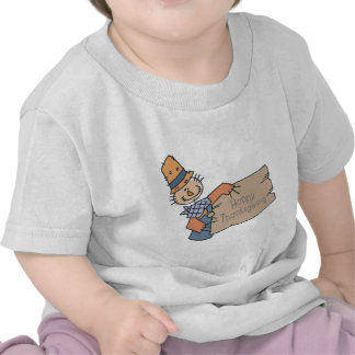 Happy Thanksgiving Doodle Tee Shirt