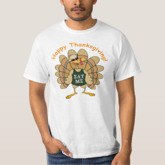 Happy Thanksgiving Eat Me T-Shirt