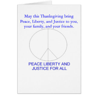 HAPPY THANKSGIVING!!!! GREETING CARD