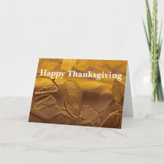 Happy Thanksgiving: Heart Full of Thankfulness Cards