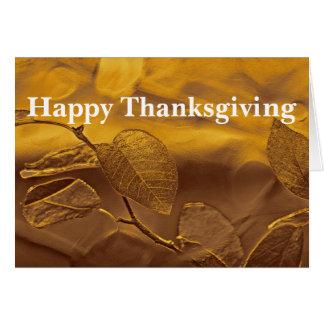 Happy Thanksgiving: Heart Full of Thankfulness Card