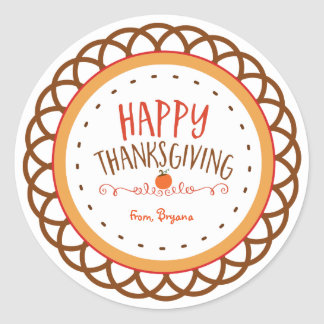 Stickers - Thanksgiving E.P.