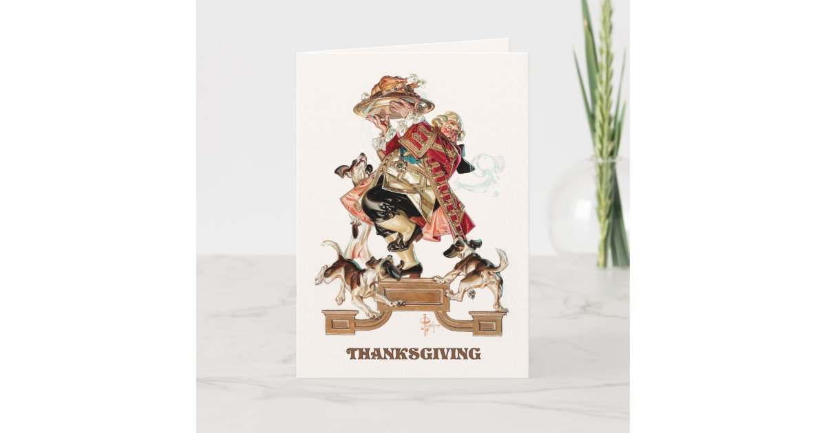 Happy Thanksgiving. Humorous Greeting Cards   Zazzle.com