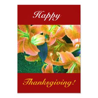 Happy Thanksgiving II Card