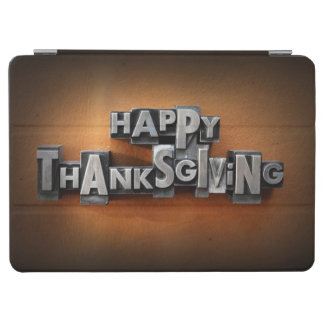 Happy Thanksgiving iPad Air Cover