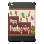 Happy Thanksgiving iPad Mini Covers