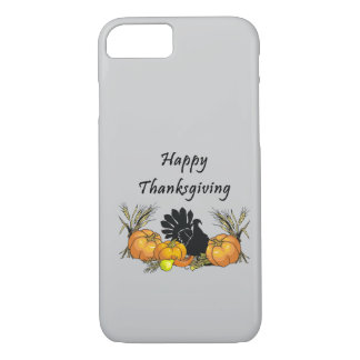 Happy Thanksgiving iPhone 7 Case