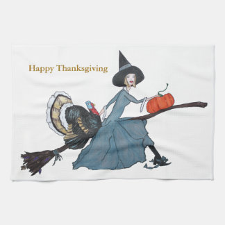 Happy Thanksgiving Kitchen Towel