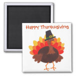 Happy  Thanksgiving - Magnet Magnet