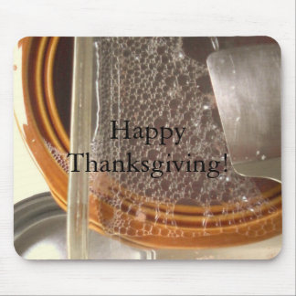 Happy Thanksgiving! Mouse Pad