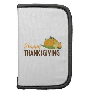 Happy Thanksgiving Organizer