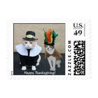 Happy Thanksgiving! Postage