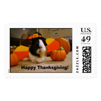 Happy Thanksgiving! Postage