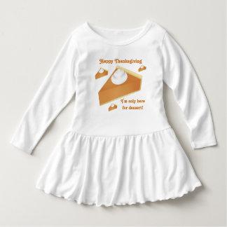 Happy Thanksgiving | Pumpkin pie Dress