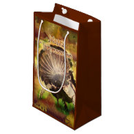 Happy Thanksgiving Small Gift Bag