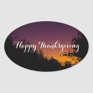 Happy Thanksgiving Stickers by RoseWrites