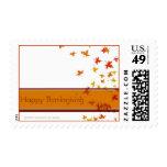 Happy Thanksgiving US Postage Stamp