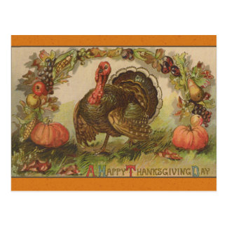 Happy Thanksgiving Vintage Art Cards Postcards
