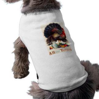 Happy Thanksgiving Vintage Turkey Shirt
