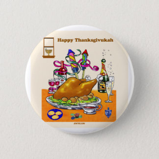 HAPPY THANKSGIVUKAH GIFTS BUTTON