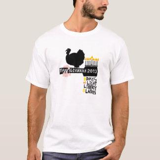 Happy Thanksgivukkah 2013 Tshirt