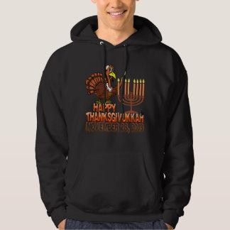 Happy Thanksgivukkah - Thankgiving Hanukkah Hoodie
