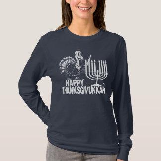 Happy Thanksgivukkah - Thankgiving Hanukkah Tshirt