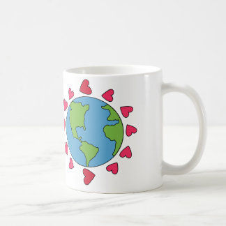 Happy The Earth Is The Lord's Day Classic Mug 11oz