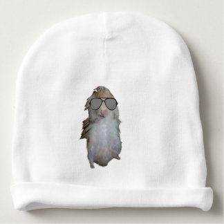 Happy the Hamster Baby Beanie
