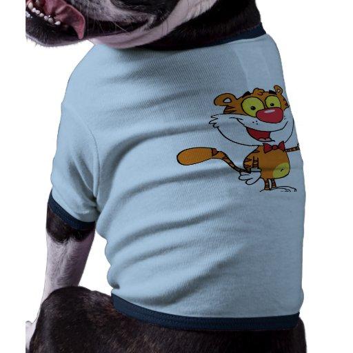 Happy Tiger Dog Clothes