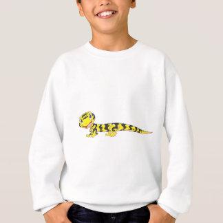 Happy Tiger Salamander Cartoon Sweatshirt