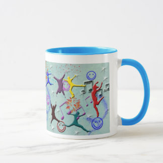 Happy time mug