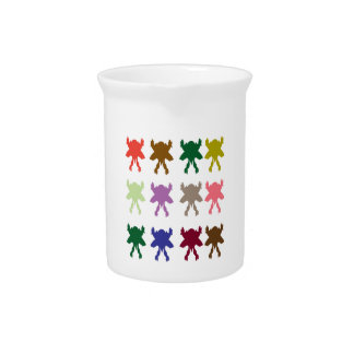 Happy Times - Froggy Dance Baby Designs Pitchers