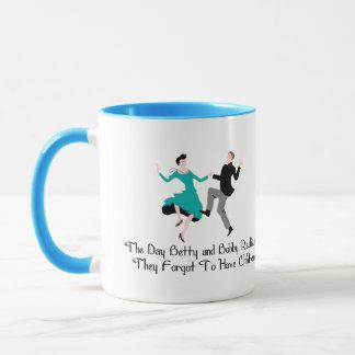 Happy To Be Child Free Mug