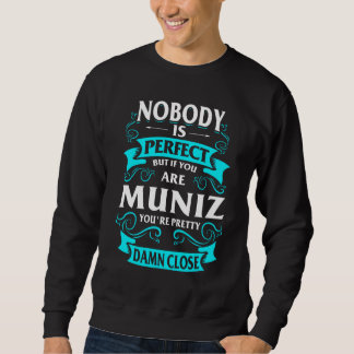Happy To Be MUNIZ Tshirt