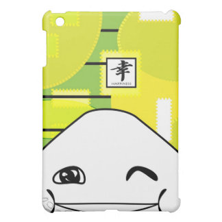 Happy - to browse the web! iPad mini cover