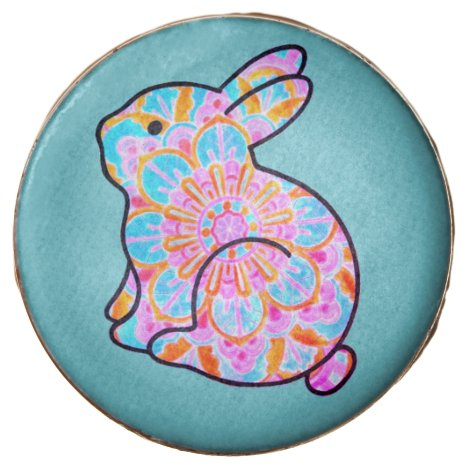 Happy to easter prays to you chocolate covered oreo
