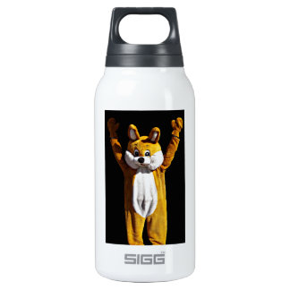 Happy to See You Bunny 10 Oz Insulated SIGG Thermos Water Bottle