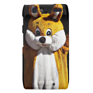 Happy to See You Bunny Droid RAZR Case