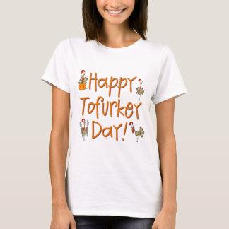 Happy Tofurkey Day Gift T-Shirt