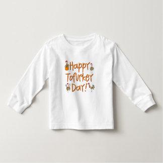 Happy Tofurkey Day Gift Tshirt