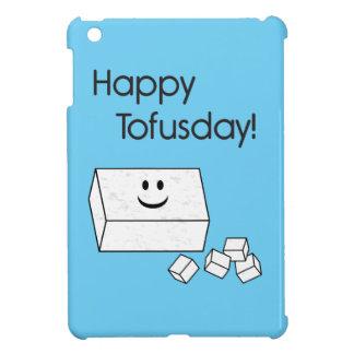 Happy Tofusday iPad Mini Cases