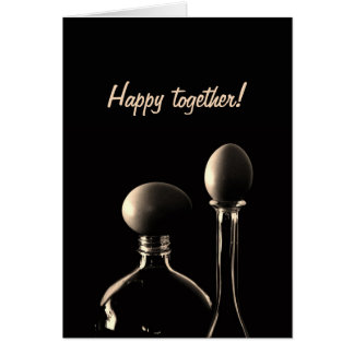 Happy together! card