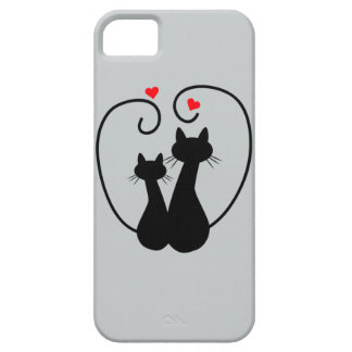 Happy Together (Cats) iPhone SE/5/5s Case