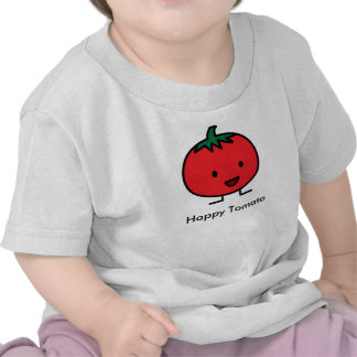 Happy Tomato Baby shirt