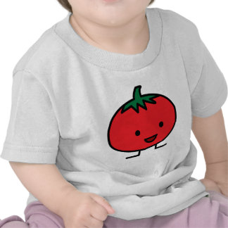 Happy Tomato - infant toddler t-shirt Tee Shirt