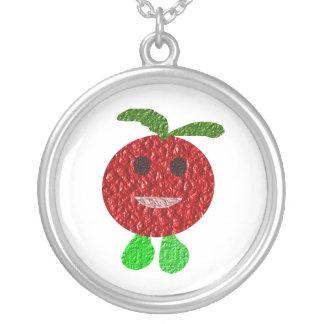 Happy Tomato Kids Necklace