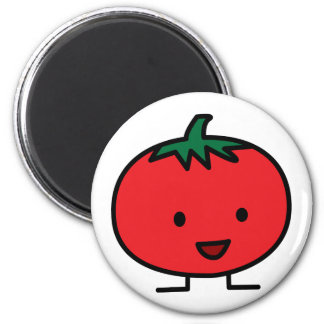 Happy Tomato Magnets